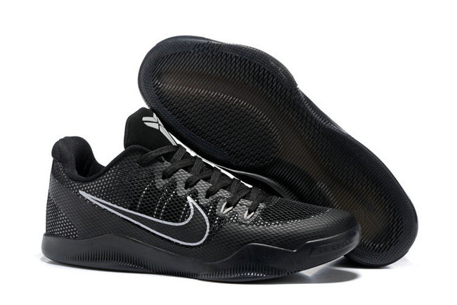 Cheap Wholesale NikeKobe 11 Black White