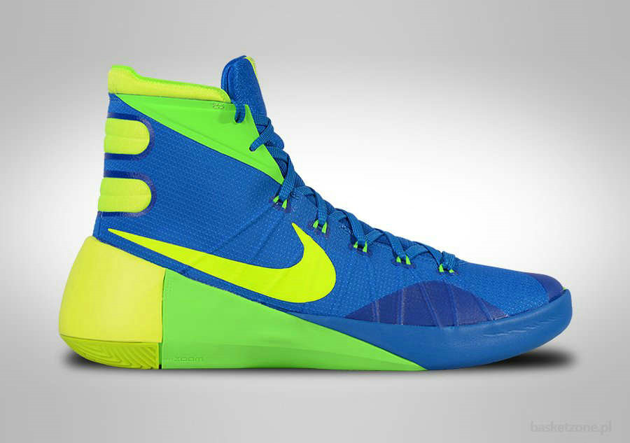 Nike Hyperdunk 2015 Cheap Wholesale On Sale Soar Volt Green Strike