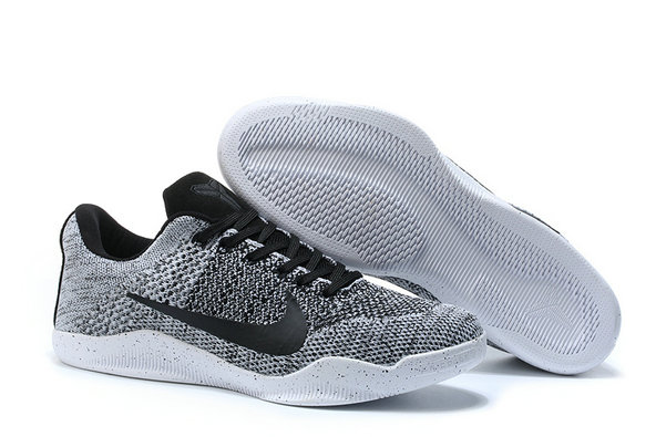 Cheap Wholesale Nike Zoom Kobe11 OVO Grey Black White