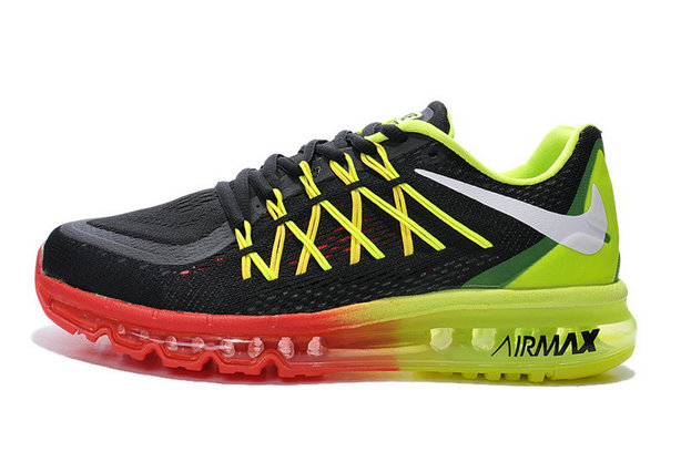 Nike Air Max 2015 Red Black Green