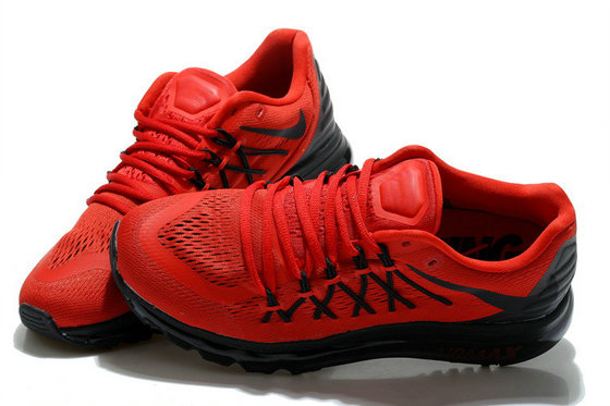 Nike Wmns Air Max 2015 University Red Black