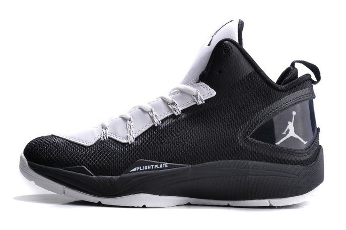 Jordan Super.Fly 2 PO Black White-White For Sale Online