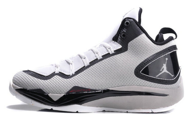 Jordan Super.Fly 2 PO Wolf Grey White Black Infrared 23 For Sale