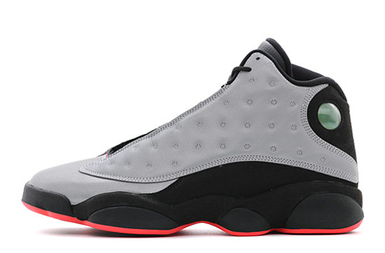 Cheap Wholesale Air Jordan 13 Retro 3M Reflective Silver Infrared 23-Black For Sale