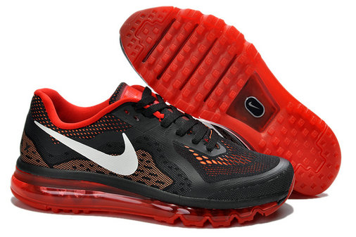 Nike Air Max 2014 Black and red