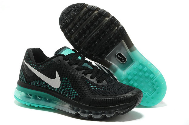 Nike Air Max 2014 Black blue lake