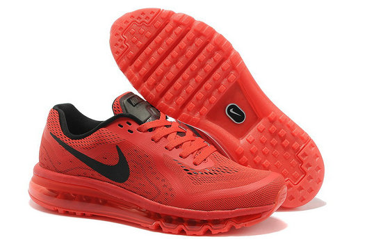 Nike Air Max 2014 Red and black