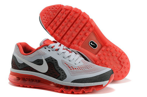 Nike Air Max 2014 Red light gray