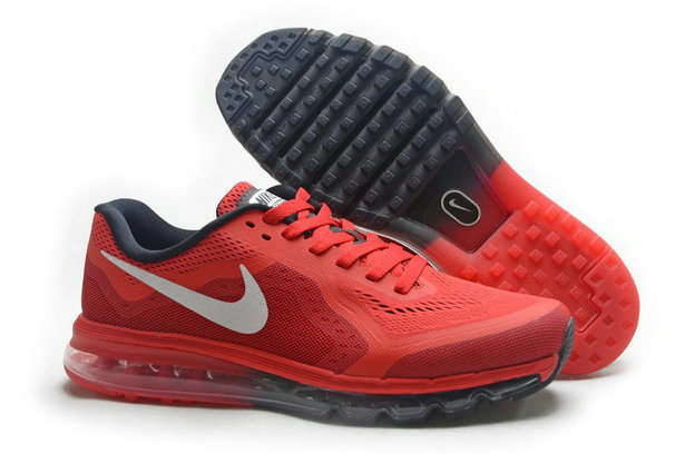 Nike Air Max 2014 Red Black and White