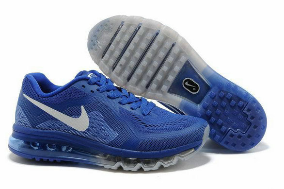 Nike Air Max 2014 Royal Blue White