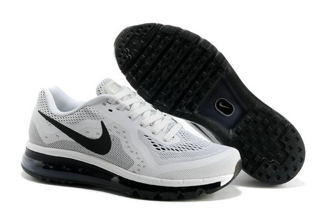 Nike Air Max 2014 White Black