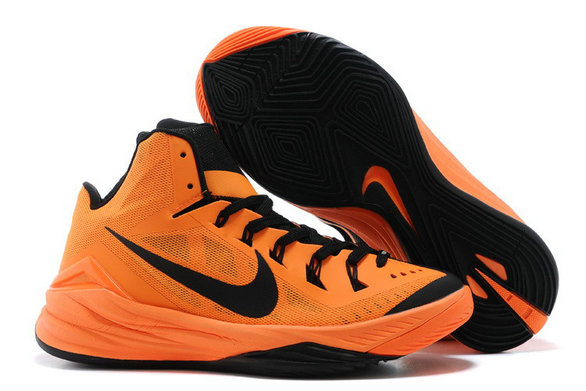 For Sale Nike Hyperdunk 2014 Bright Mango Black Online