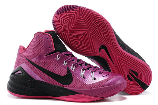 For Sale Nike Hyperdunk 2014 Think Pink Pinkfire II Black-Hyper Pink-White