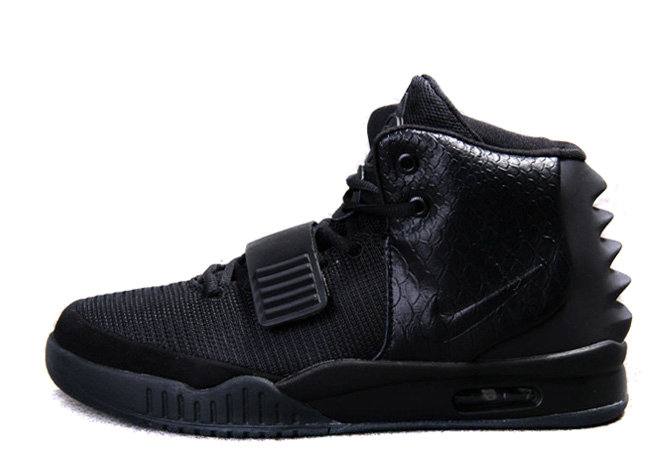 Nike Air Yeezy 2 Blackout Cheap Wholesale For Sale Online