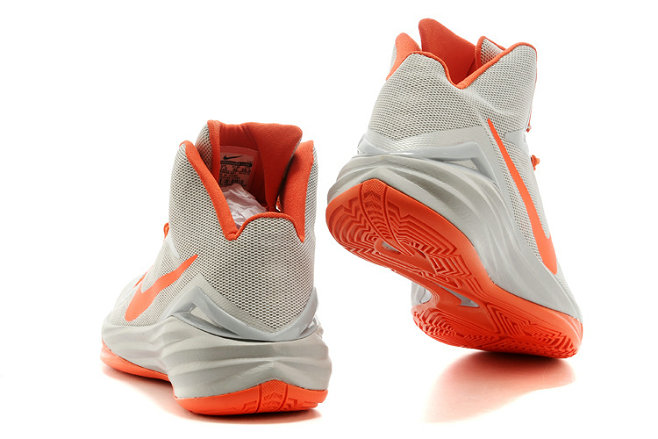 For Sale Nike Hyperdunk 2014 Wolf Grey Orange Blaze Online