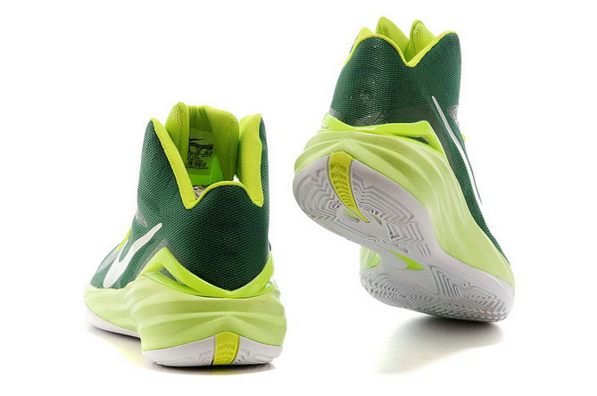 Nike Hyperdunk 2014 Gorge Green Electric Green White-Metallic Silver For Sale