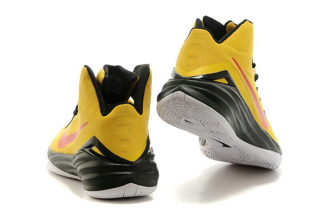 Online For Sale Nike Hyperdunk 2014 XDR Yellow Black Red For Cheap Wholesale