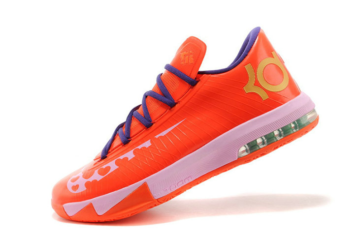 Nike Kevin Durant KD 6 VI Valentines Day Online For Sale