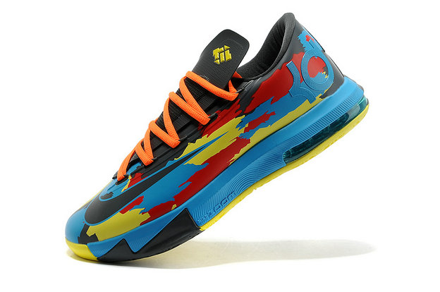 Nike Kevin Durant KD 6 VI Venice Beach For Sale Online