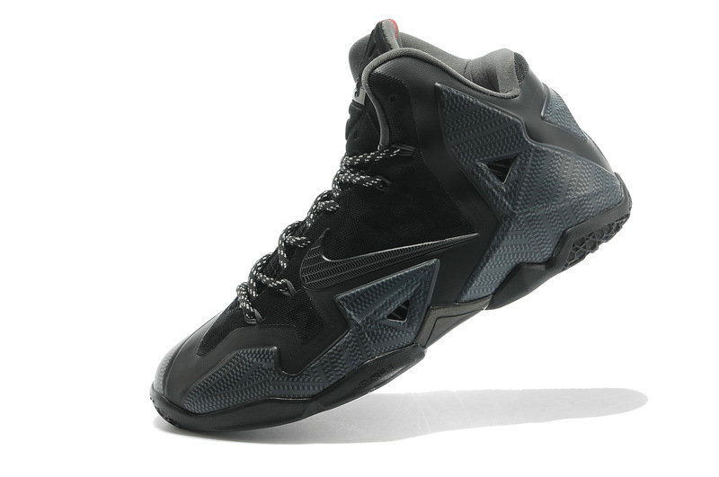 Nike LeBron 11 Black Multi-Color-Anthracite Online For Sale