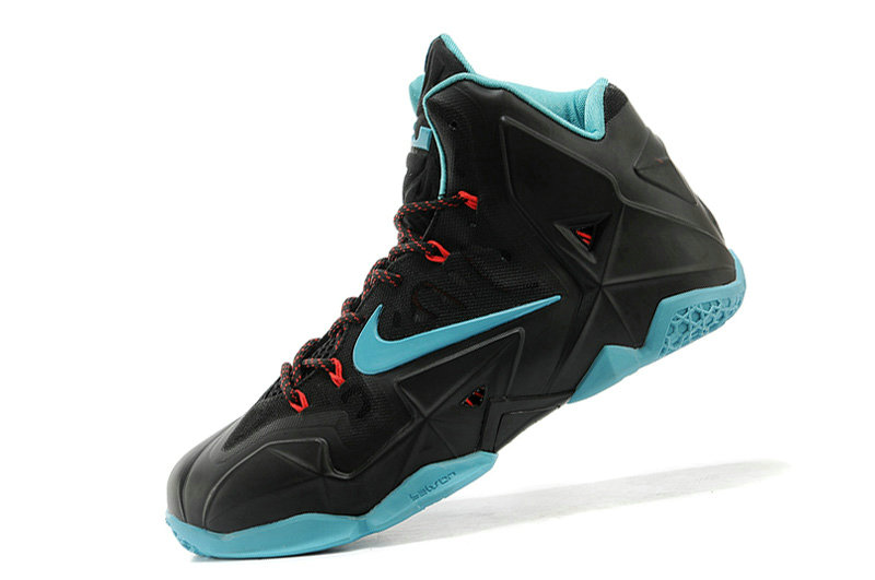 Nike LeBron 11 Diffused Jade Black Diffused Jade-Light Crimson-Jade Glaze Sale