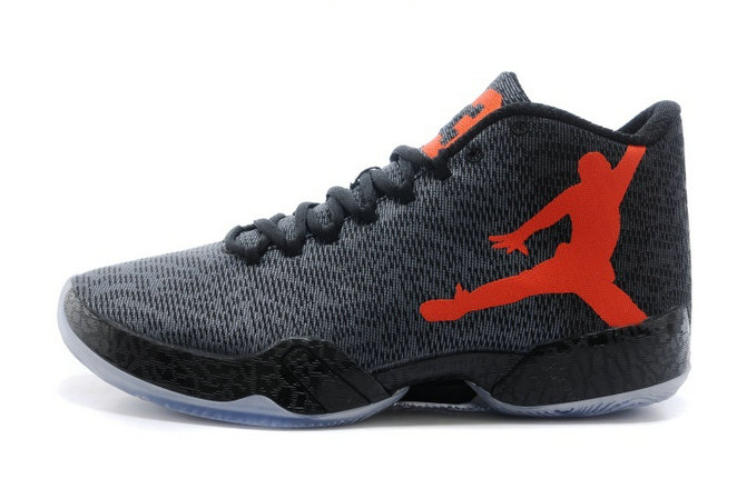 Cheap Wholesale Air Jordan XX9 (29) Black Team Orange-Dark Grey Cheap Wholesale For Sale