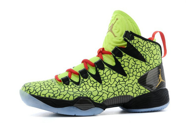Cheap Wholesale Air Jordan XX8 SE All-Star PE Volt Metallic Gold-Black-Infrared 23 For Sale