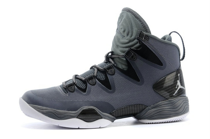 Cheap Wholesale Air Jordan XX8 SE Dark Grey White-Black-Cool Grey For Sale Online