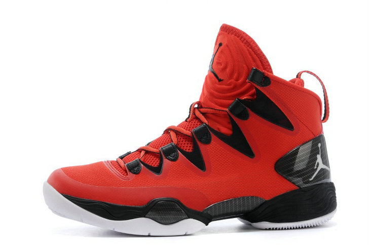 Cheap Wholesale Air Jordan XX8 SE Gym Red White-Wolf Grey For Sale Online