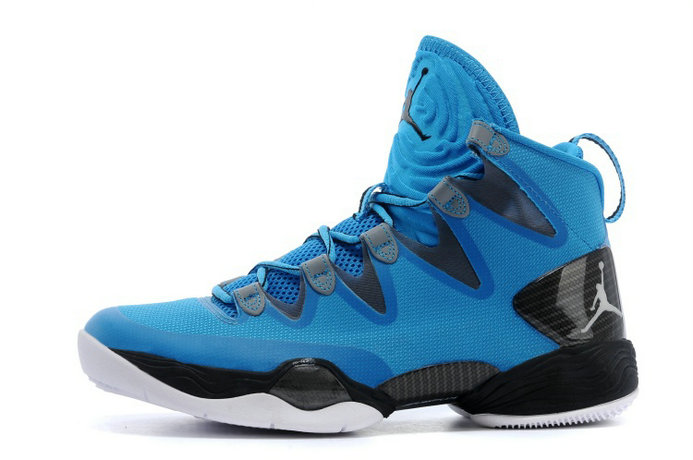 Cheap Wholesale Air Jordan XX8 SE Dark Powder Blue White-Cool Grey-Black For Sale