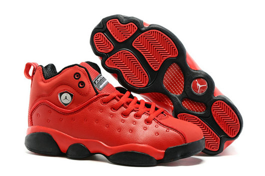 Cheap Wholesale Air Jordan Team 2 Womens Red Black