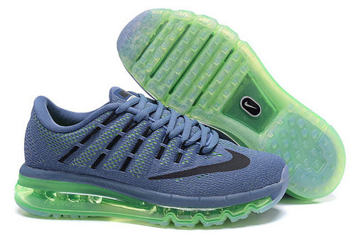 Cheap Wholesale Air Max 2016 Purple Black Dark Grey Green Shoes
