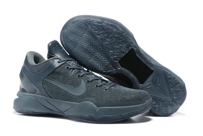 Cheap Wholesale NikeKobe 7 All Grey