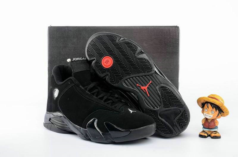 Cheap Wholesale AirJordan 14 Retro All Black