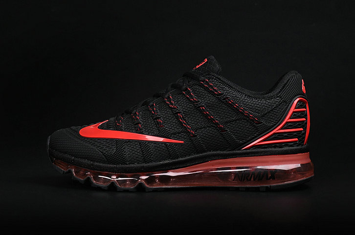 Cheap Wholesale AirMax 2016 Red Black