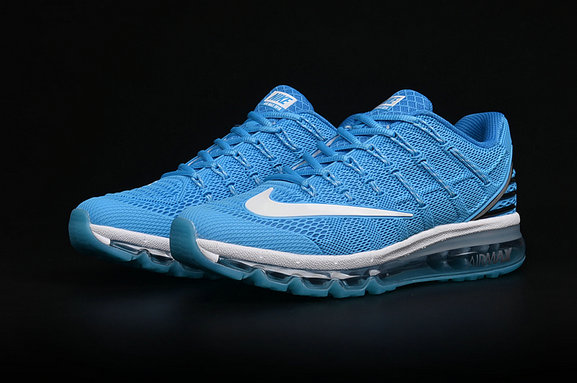 Cheap Wholesale AirMax 2016 Sky Blue White Grey