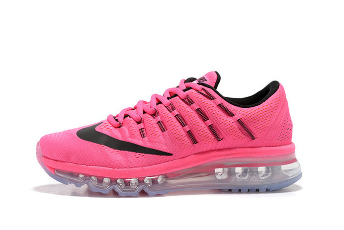 Cheap Wholesale Nike AirMax 2016 Pink Black