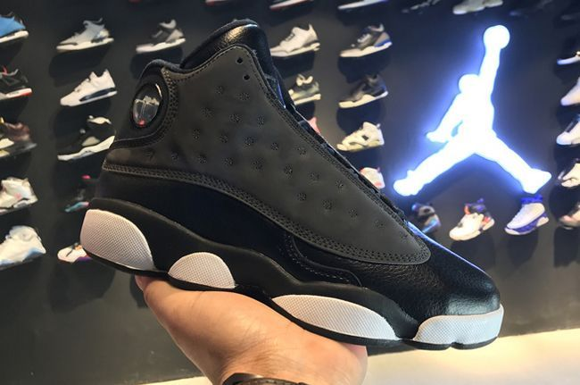 2017 Air Jordan 13 Black Anthracite-Hyper Pink Cheap Wholesale For Sale