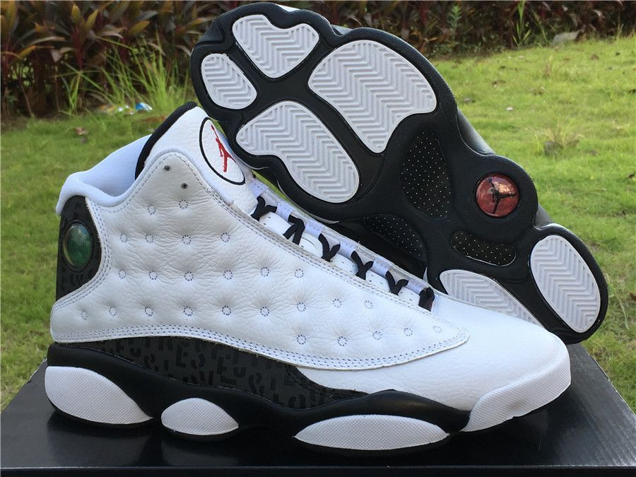 2017 Air Jordan 13 Retro Love and Respect White For Sale