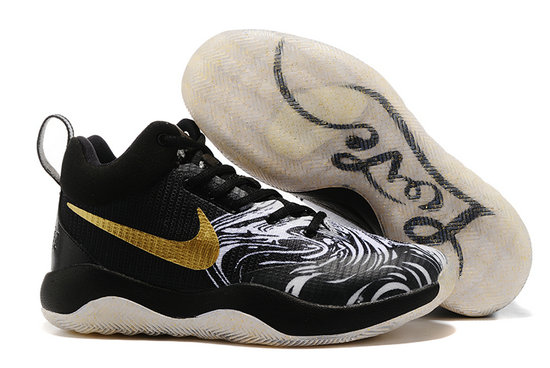 2017 Cheap Wholesale Nike Hyperrev Gold Black Grey White