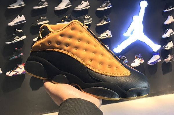 2017 Chutney Air Jordan 13 Retro Low Chutney and Black Cheap Wholesale Sale