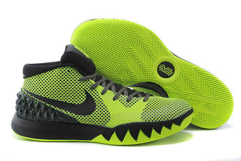 Cheap Wholesale Nike Kyrie 1 Wholesale Volt Black