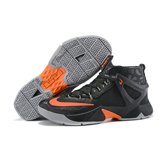 Cheap Wholesale Nike Lebron James 13 Basketball Shoes Gray Black