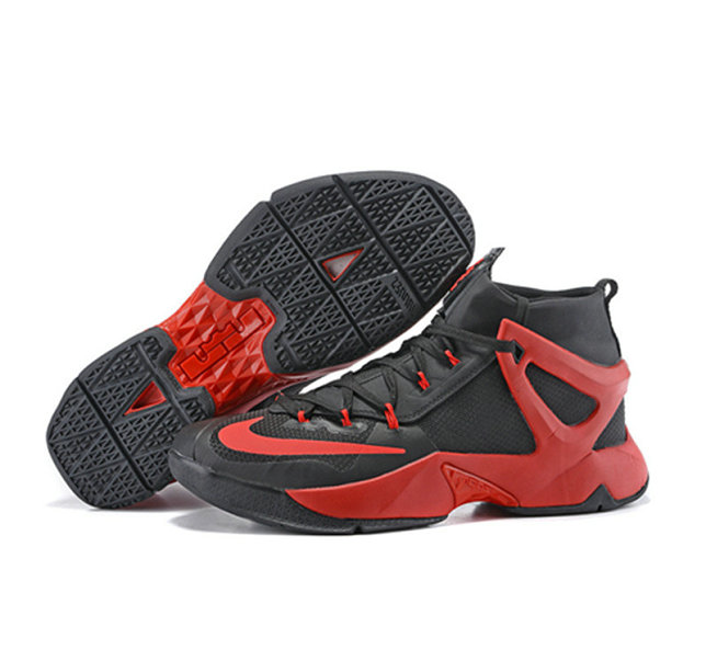 Cheap Wholesale Nike Lebron James 13 Basketball Shoes Red Black