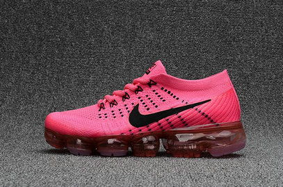 Cheap Wholesale Nike Air VaporMax Pink Black Womens