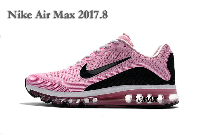 Cheap Wholesale Nike Air Max 2017 Purple White Black Womens