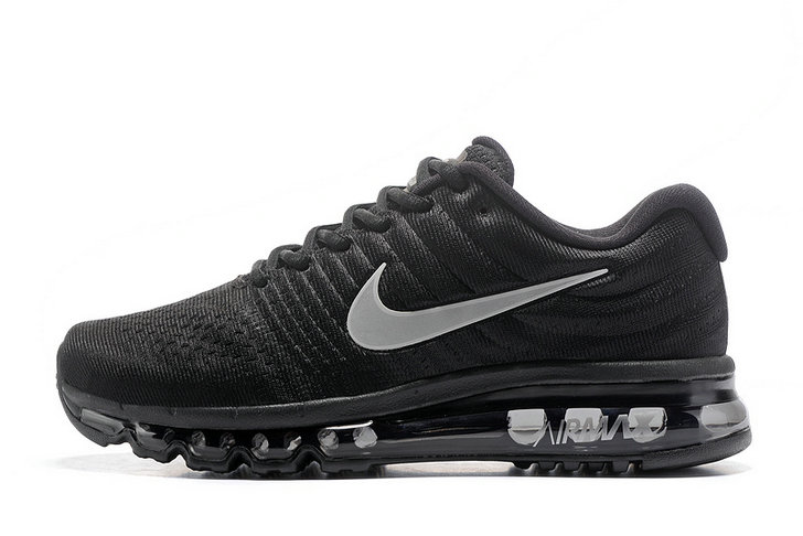 Cheap Wholesale Nike Air Max 2017 Dark Grey Womens