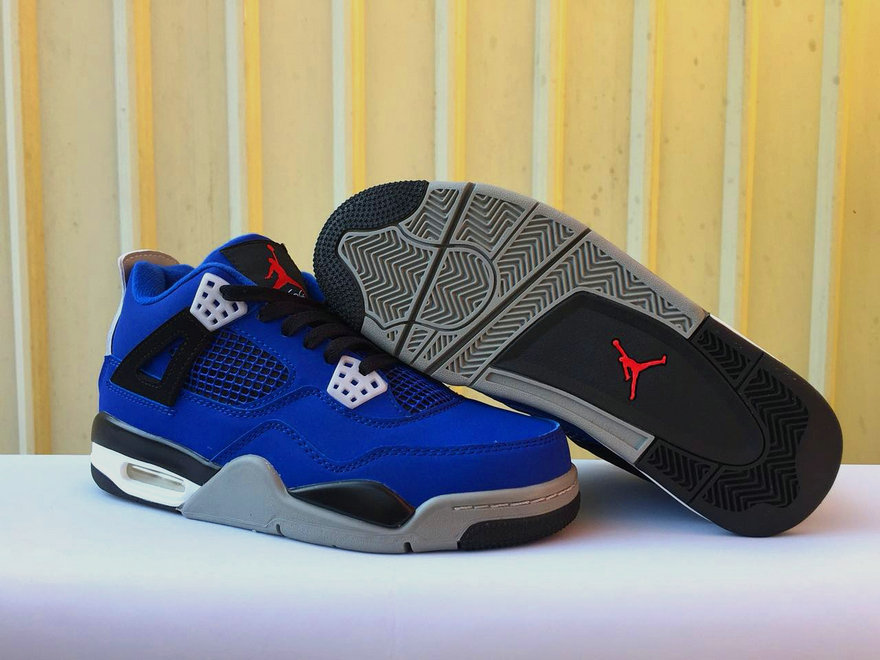 Cheap Wholesale Air Jordan Shoes x Cheap Wholesale Nike Air Jordan 4 Eminem Royal Blue