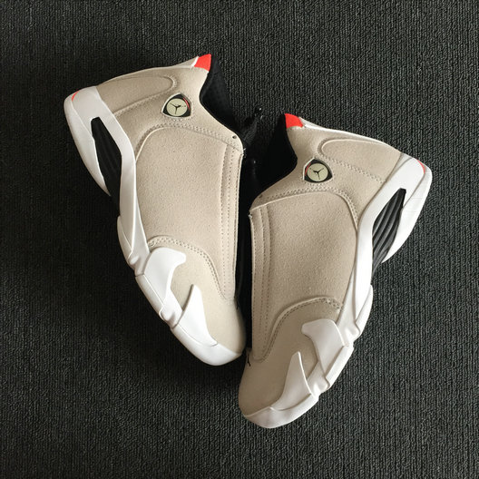 2018 CHEAP NIKE AIR JORDAN RETRO 14 DESERT SAND OFFICIAL PHOTOS