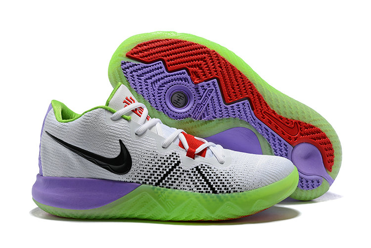 2018 Cheap Wholesale Nike Kyrie Irving Flytrap Purple White Black Red Green